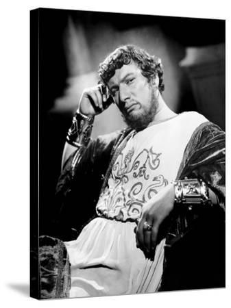 Quo Vadis, Peter Ustinov, 1951--Stretched Canvas Print