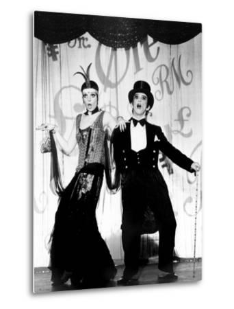 Cabaret, Liza Minnelli, Joel Grey, 1972--Metal Print