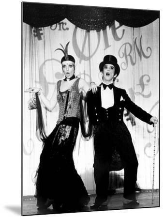 Cabaret, Liza Minnelli, Joel Grey, 1972--Mounted Photo