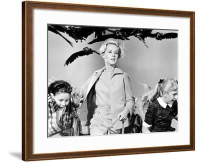 The Birds, Tippi Hedren, 1963--Framed Photo