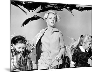 The Birds, Tippi Hedren, 1963--Mounted Photo
