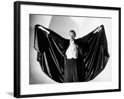 House of Dracula, John Carradine, 1945--Framed Photo
