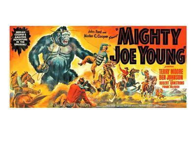 Mighty Joe Young, 1949--Framed Photo