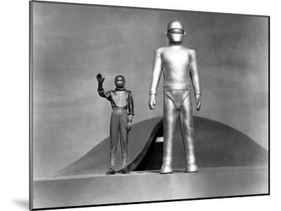 The Day The Earth Stood Still, Michael Rennie, 1951--Mounted Photo