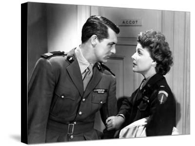 I Was A Male War Bride, Cary Grant, Ann Sheridan, 1949--Stretched Canvas Print