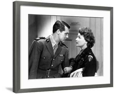 I Was A Male War Bride, Cary Grant, Ann Sheridan, 1949--Framed Photo