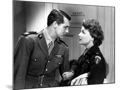 I Was A Male War Bride, Cary Grant, Ann Sheridan, 1949--Mounted Photo