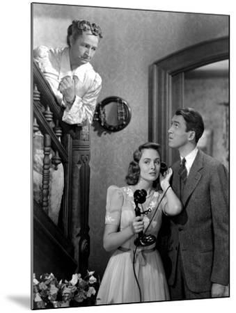 It's A Wonderful Life, Sarah Edwards, Donna Reed, James Stewart, 1946--Mounted Photo