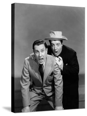 Hold That Ghost, Bud Abbott, Lou Costello, 1941--Stretched Canvas Print