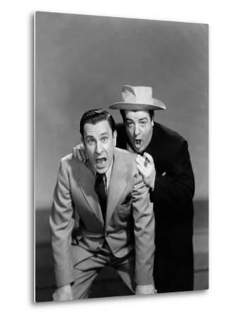 Hold That Ghost, Bud Abbott, Lou Costello, 1941--Metal Print