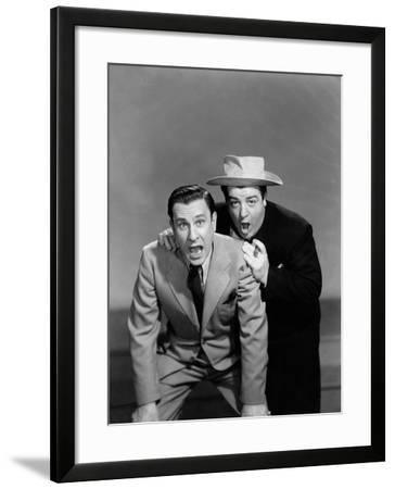 Hold That Ghost, Bud Abbott, Lou Costello, 1941--Framed Photo
