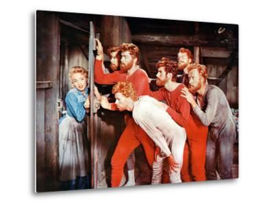 Seven Brides For Seven Brothers, 1954--Metal Print