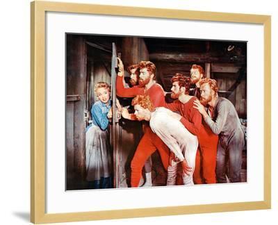Seven Brides For Seven Brothers, 1954--Framed Photo