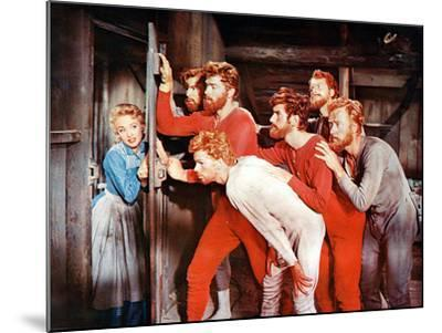 Seven Brides For Seven Brothers, 1954--Mounted Photo