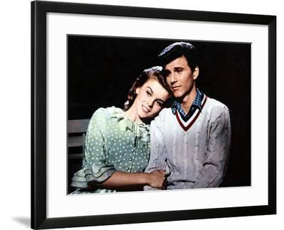 Bye Bye Birdie, Ann-Margret, Bobby Rydell, 1963--Framed Photo