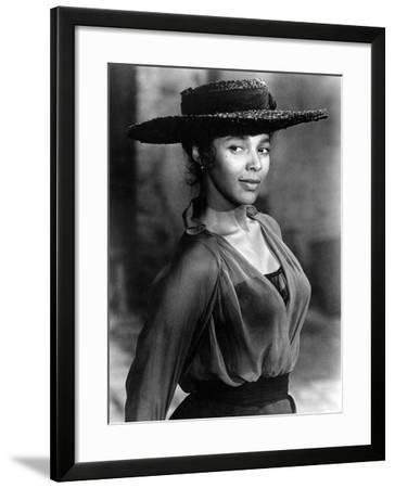 Porgy And Bess, Dorothy Dandridge, 1959--Framed Photo