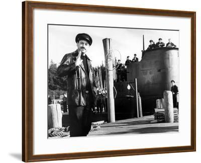 The Russians Are Coming The Russians Are Coming, Alan Arkin, 1966--Framed Photo