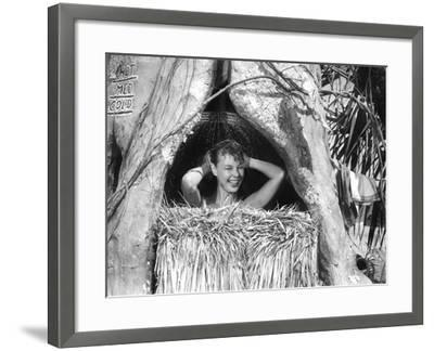 South Pacific, Mitzi Gaynor, 1958--Framed Photo