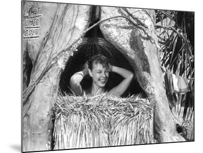 South Pacific, Mitzi Gaynor, 1958--Mounted Photo