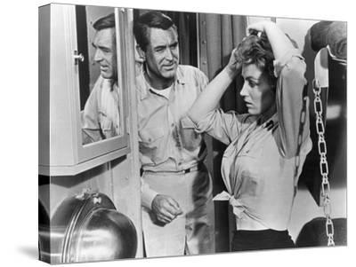 Operation Petticoat, Cary Grant, Joan O'Brien, 1959--Stretched Canvas Print
