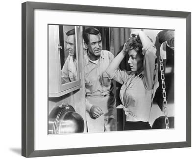 Operation Petticoat, Cary Grant, Joan O'Brien, 1959--Framed Photo