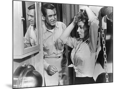 Operation Petticoat, Cary Grant, Joan O'Brien, 1959--Mounted Photo