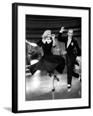 Swing Time, Ginger Rogers, Fred Astaire, 1936 Photo by | Art com