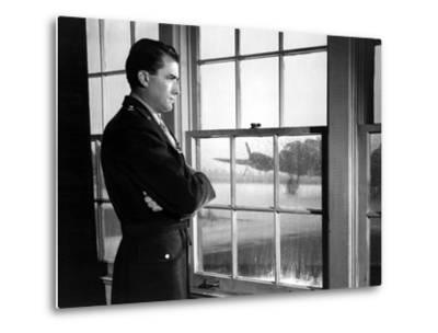 Twelve O'Clock High, Gregory Peck, 1949--Metal Print