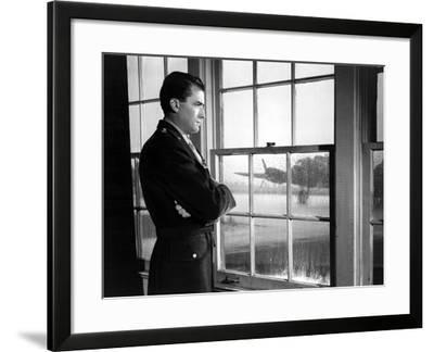 Twelve O'Clock High, Gregory Peck, 1949--Framed Photo