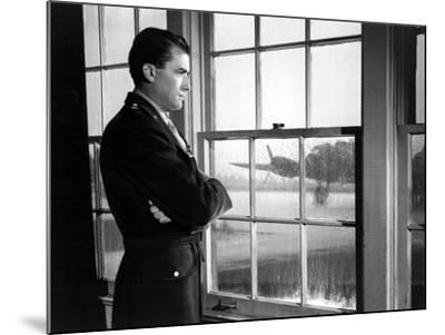 Twelve O'Clock High, Gregory Peck, 1949--Mounted Photo