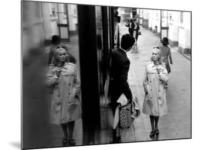 The Umbrellas Of Cherbourg, (aka Les Parapluies De Cherbourg), 1964--Mounted Photo