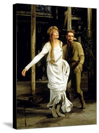 Camelot, Vanessa Redgrave As Queen Guenevere, Richard Harris As King Arthur, 1967--Stretched Canvas Print
