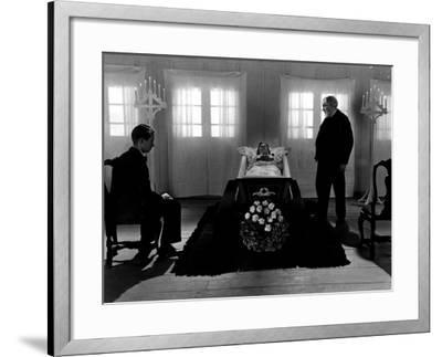 Ordet, (AKA The Word), Cay Kristiansen, Birgitte Federspiel, Henrik Malberg, 1955--Framed Photo