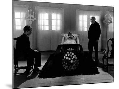 Ordet, (AKA The Word), Cay Kristiansen, Birgitte Federspiel, Henrik Malberg, 1955--Mounted Photo