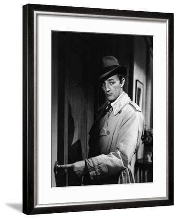 Out Of The Past, Robert Mitchum, 1947--Framed Photo