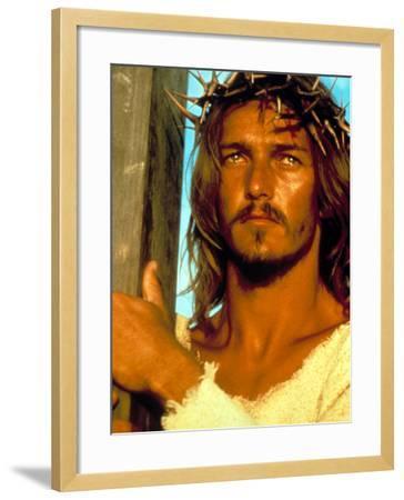 Jesus Christ Superstar, Ted Neeley, 1973--Framed Photo