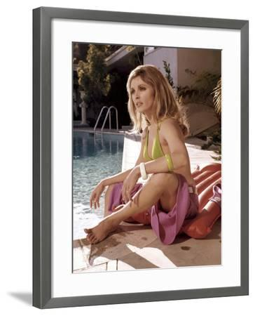 Valley Of The Dolls, Sharon Tate, 1967--Framed Photo