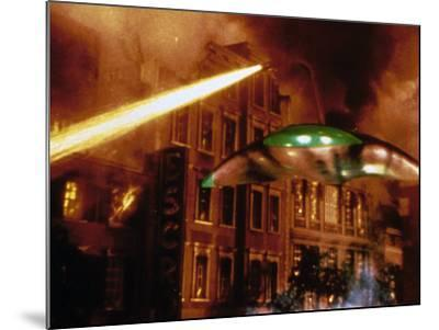 The War Of The Worlds, 1953--Mounted Photo