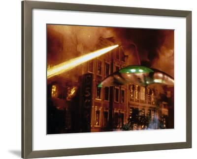 The War Of The Worlds, 1953--Framed Photo