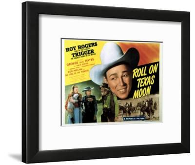 Roll On Texas Moon, Dale Evans, Elisabeth Risdon, Gabby Hayes, Roy Rogers, 1946--Framed Photo