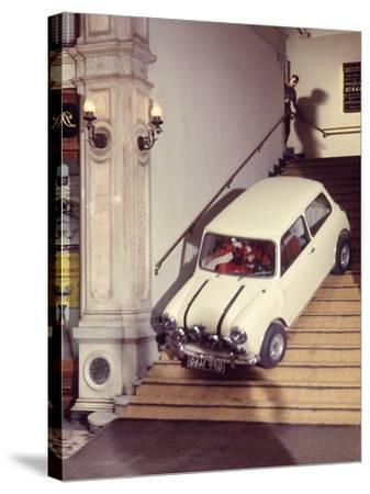 The Italian Job, 1969--Stretched Canvas Print