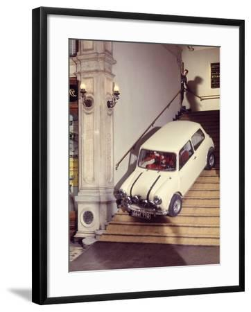 The Italian Job, 1969--Framed Photo