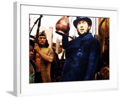 Moby Dick, Gregory Peck, 1956--Framed Photo