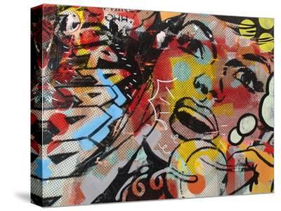 Hired!-Dan Monteavaro-Stretched Canvas Print