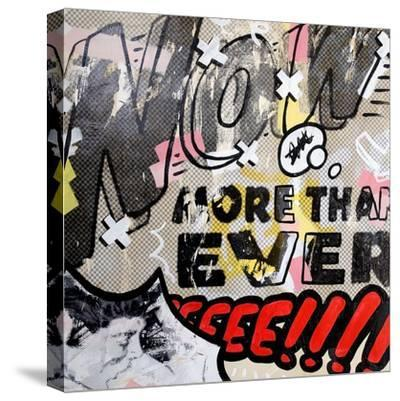 More than ever-Dan Monteavaro-Stretched Canvas Print