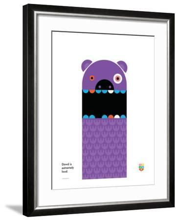 Wee You-Things, Dowd-Wee Society-Framed Giclee Print