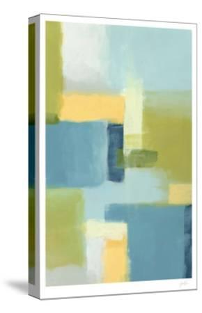 Spring Mist I-June Vess-Stretched Canvas Print