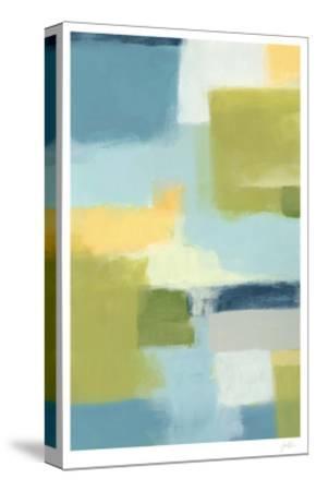 Spring Mist II-June Vess-Stretched Canvas Print