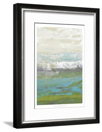 Heather Seas II-Jennifer Goldberger-Framed Art Print