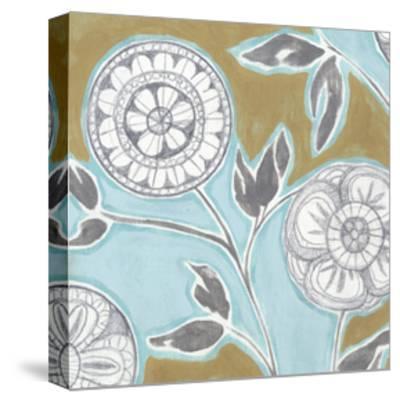 Quirk I-Jennifer Goldberger-Stretched Canvas Print